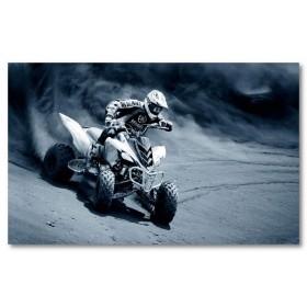 Αφίσα (Yamaha ATV)